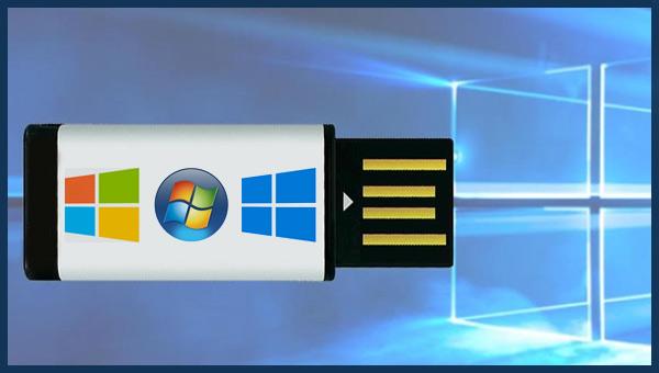 شرح كيفية إنشاء و تثبيت ويندوز 10 عبر فلاش USB و الإقلاع منه
