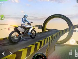 Racing Game of the Week - Mega Ramp Stunt