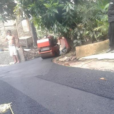 Jasa Pengaspalan Jalan, Jasa Pemasangan Paving Block, Jakarta, Bogor, depok, tangerang, bekasi