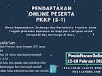 Pemuda Bruno Ayo Daftar PKKP Sarjana (S-1) 12-18 Februari 2021