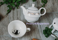Logo Vinci gratis il Set da Tea di Harry Potter