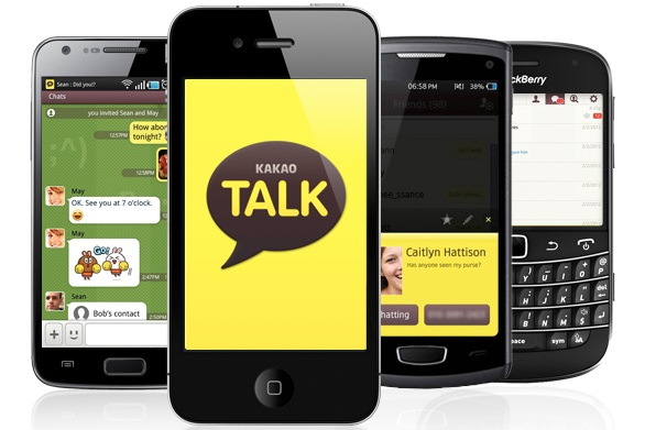 KakaoTalk is available on the iOS, Android, Blackberry, Windows, Bada and PC