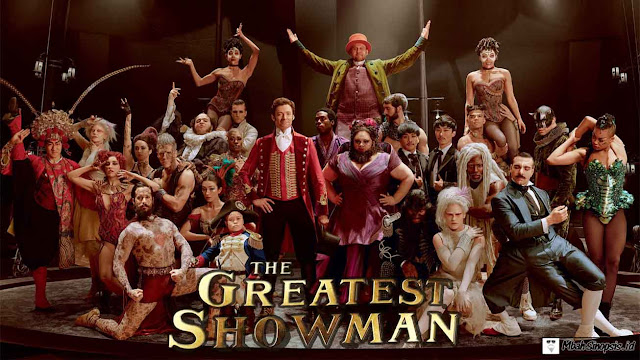 Film The Greatest Showman 2017