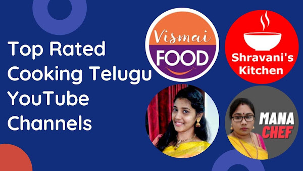 Best Telugu Food Cooking Channels On Youtube