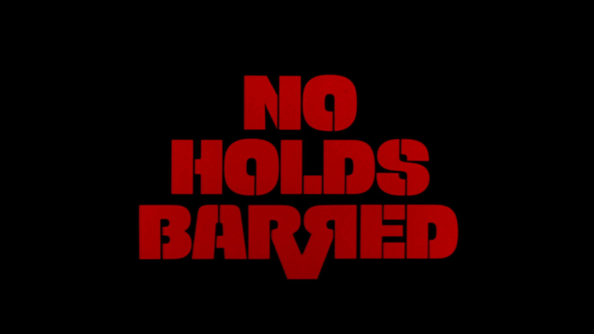 FanTracks No Holds Barred audio commentary