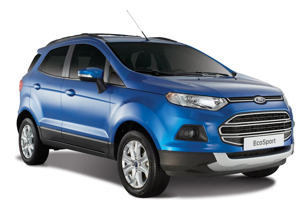 ford philippines launches limited edition ecosport trend urban philippine car news car. Black Bedroom Furniture Sets. Home Design Ideas