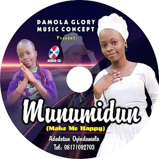 GOSPEL/ALBUM : DAMOLAGLORY - MUNUMIDUN