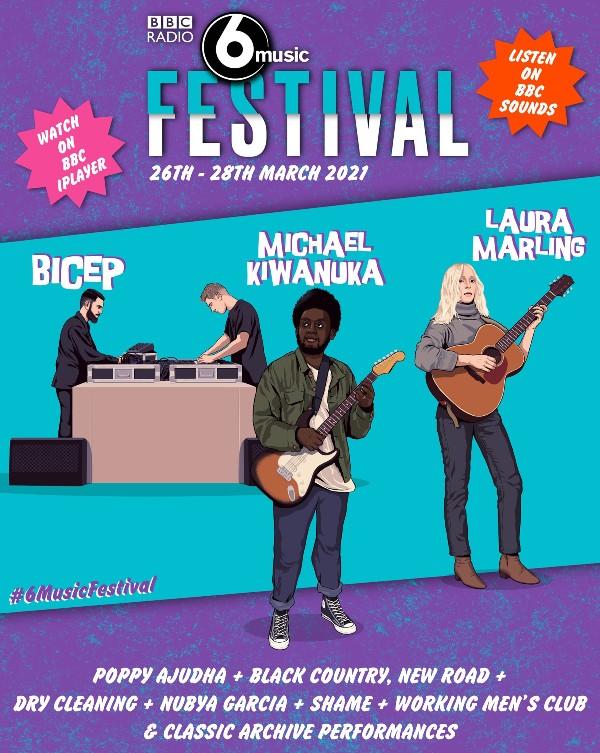 Ψηφιακό BBC Radio 6 Music Festival