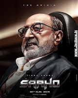 Saaho First Look Poster 21