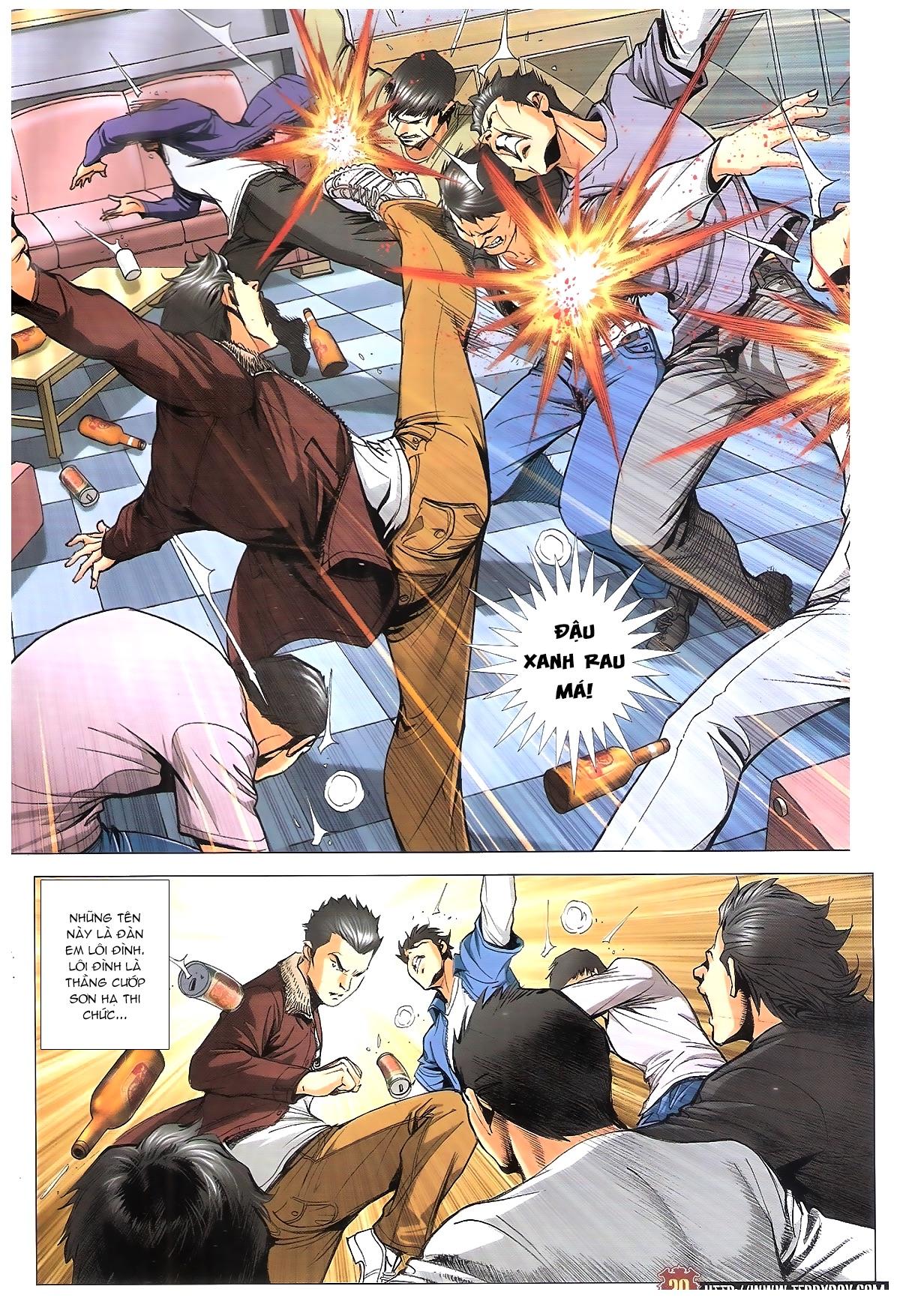 Người Trong Giang Hồ chapter 1897: khai niên trang 19