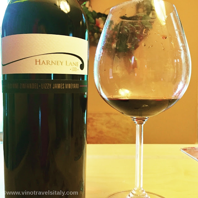 2012 Harney Lane Lizzy James Old Vine Zinfandel
