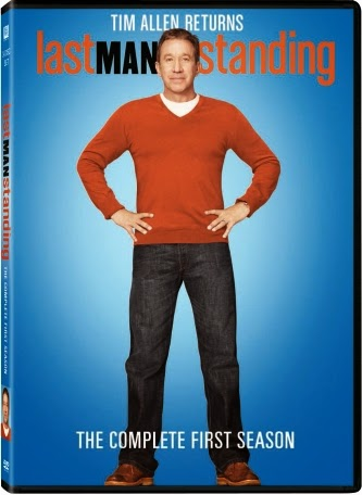DVD Review - Last Man Standing: The Complete First & Second Seasons