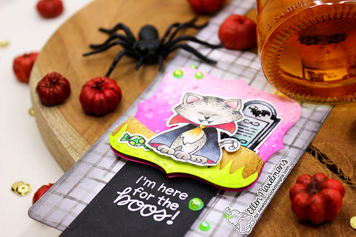 #newtonsnookstamps #newtonsnooksdesigns #nnd #halloween #halloweencard #handmadecards #instagramcrafters #copicciao #copicmarkers  #countnewtonstampset #TrickorTreatKittensstampSet #catlover #handmadecard #cardmaking #stamping #hobby #paperart