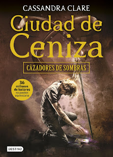 Ciudad de Ceniza (Cazadores de Sombras 2), Cassandra Clare