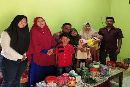 Momen Lebaran 2019 dengan Keluarga