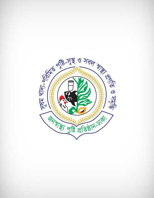 Institute Of Public Health Nutrition Vector Logo Designway4u