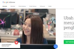 Cara Reset Dan Aktifkan Kembali Akun Google Adsense