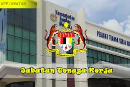 Jawatan Kosong di Jabatan Tenaga Kerja Malaysia - 18 Mac 2019