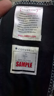 Hàng sample là hàng gì?