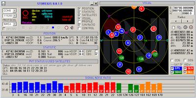 Michele's GNSS blog