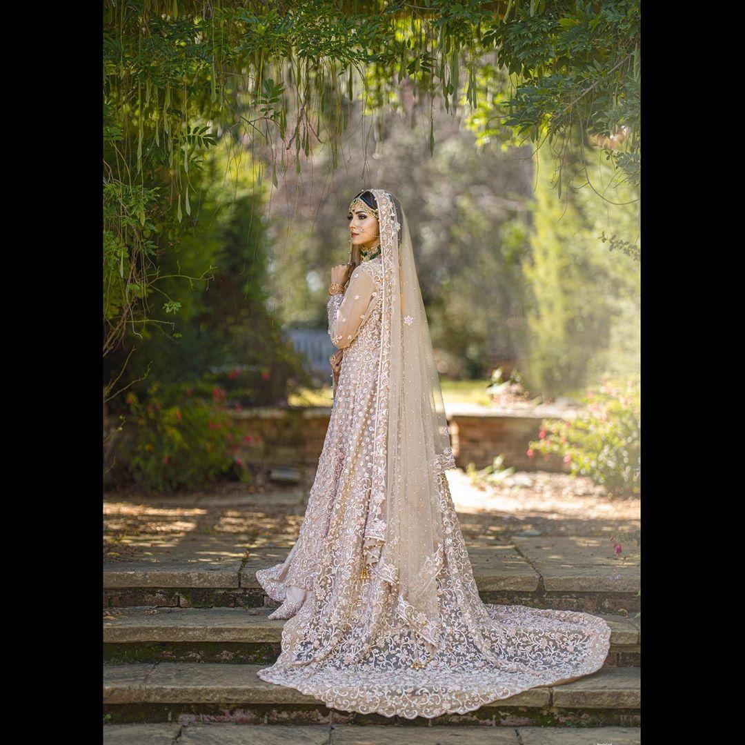 Nimra Khan New Photoshoot is perfect Bridal Inspiration