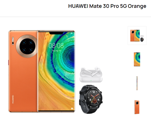 Huawei Mate 30 Pro offer Grand Opening Egypt