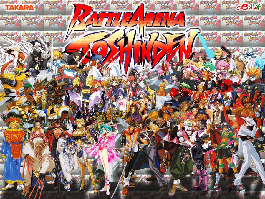 Android Country Battle Arena Toshinden Review