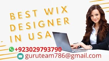 Best 5 Freelancer Wix website Designer in USA | Wix Designer Cost | Pro Wix designer near me