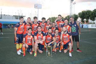 FLAG FOOTBALL - Granada Lions son los nuevos campeones de Andalucía y terminan con el dominio de Circus