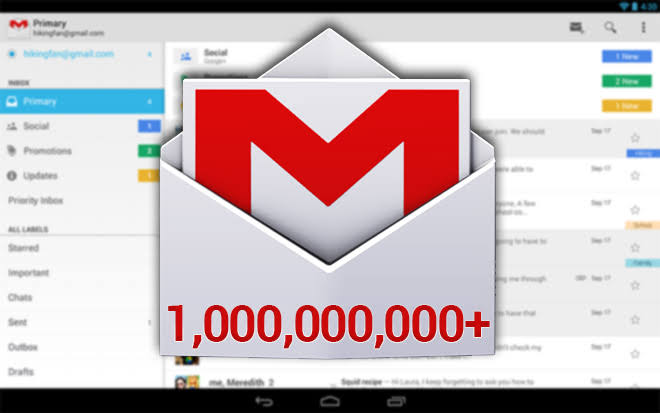 تحميل تطبيق gmail للكمبيوتر وللاندرويد والايفون والايباد  برابط مباشر أخر إصدار مجانا