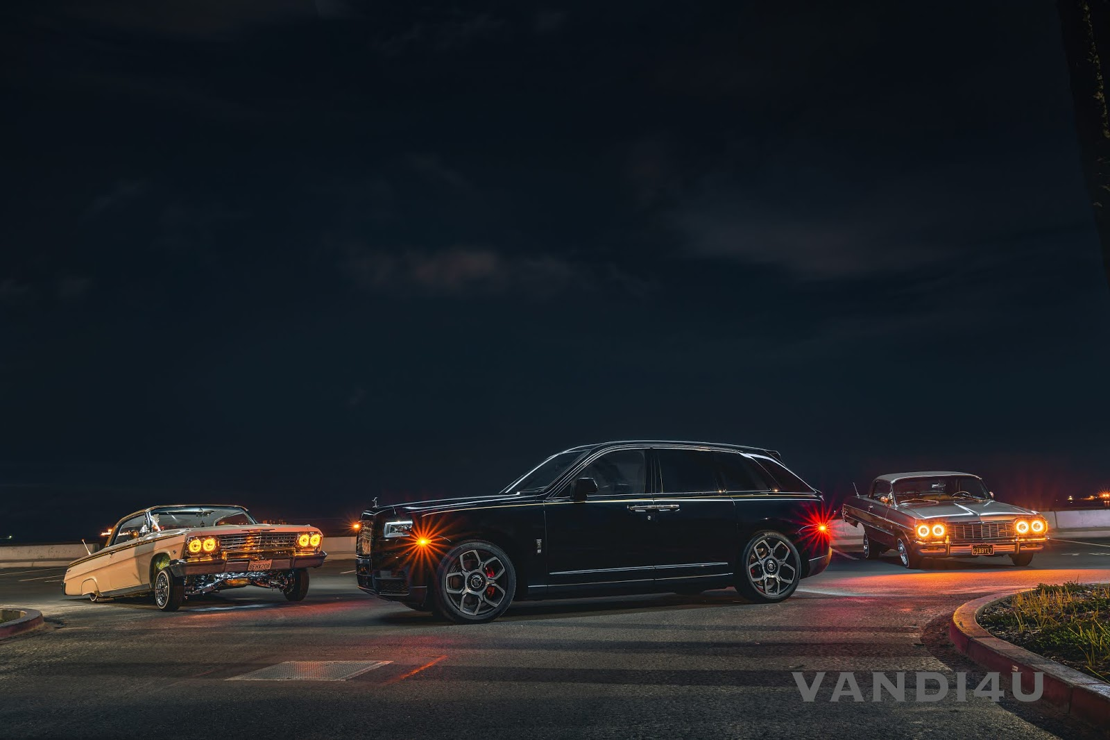 Rolls Royce plans to conduct 'King of the Night' exhibition during March 2020   VANDI4U