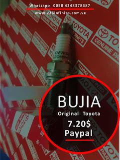 imagen BUJIA Original  Toyota