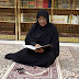 First Lady, Aisha Buhari Prays at the Prophet Moh'd (PBUH) mosque in Saudi Arabia (Photo)
