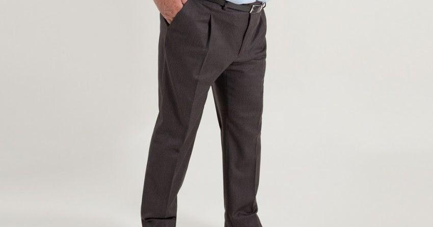 Pantalones Talles Especiales Para Hombres