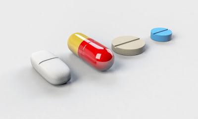 Ilustrasi gambar obat asam urat allopurinol