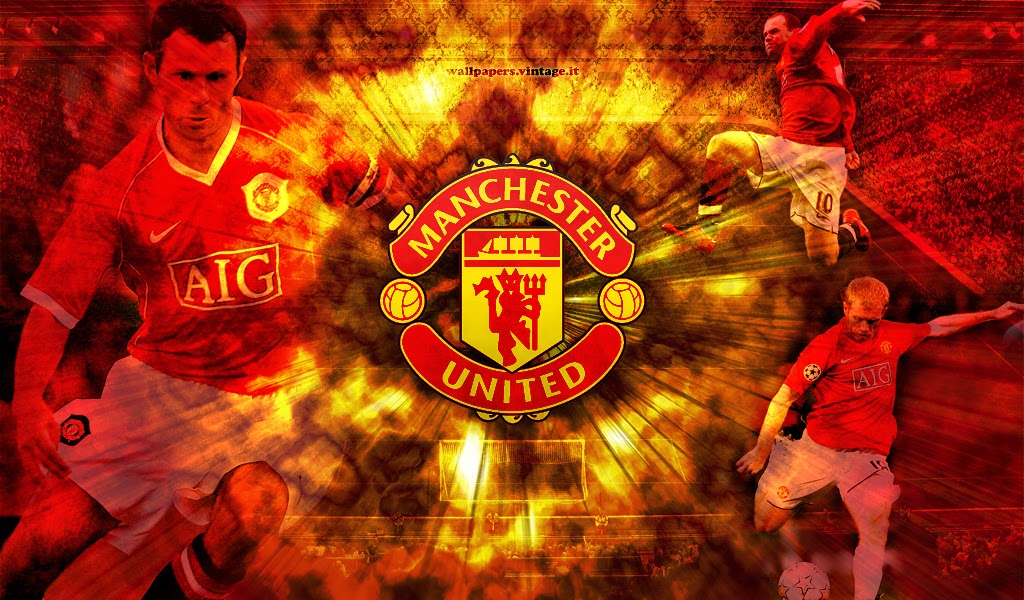 Manchester United FC New HD Wallpapers