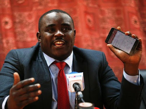 Kakamega Senator Cleophas Malala on Anne Waiguru Impeachment