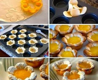 Limonlu Kek Yapımı