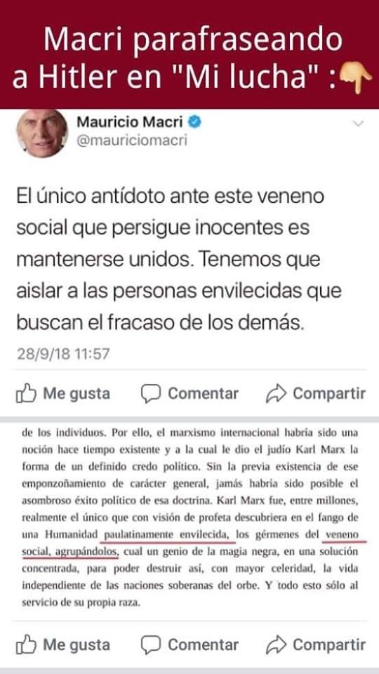 Kirchnerista 2018