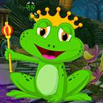 Games4King King Frog Escape