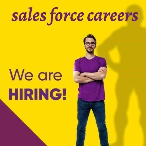 sales force careers
