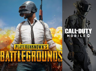 PUBG Mobile and Call of Duty banned in India