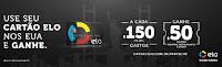 Promoção Use Elo e Ganhe nos EUA e Argentina promouseeganhe.com.br