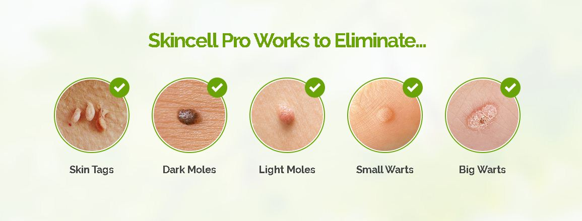 Skincell Pro Works to Eliminate