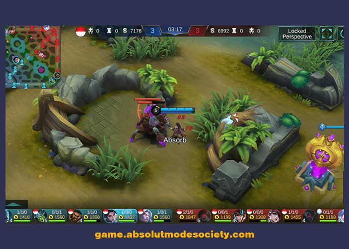 Jungling How to Use Maximum Pain Hanabi in Mobile Legends