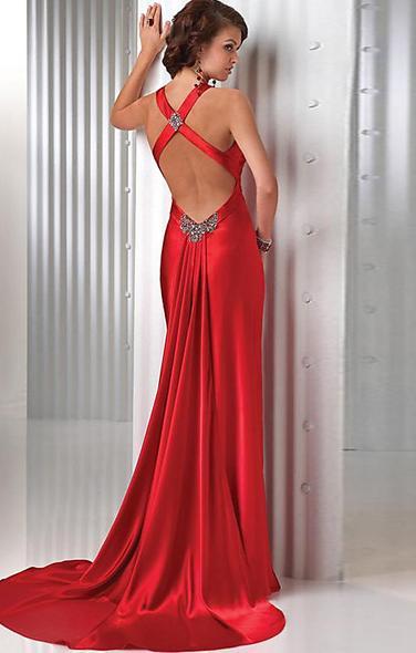 Women Night Dress Night Gown Modern Evening Dresses And