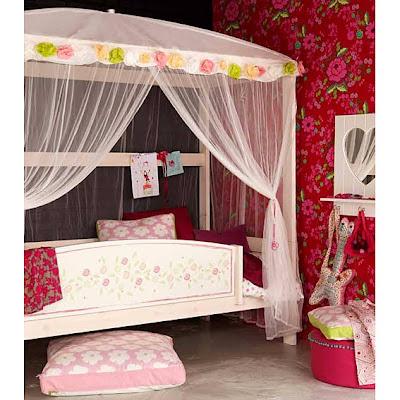 Camas infantiles con d sel - Camas infantiles de princesas ...