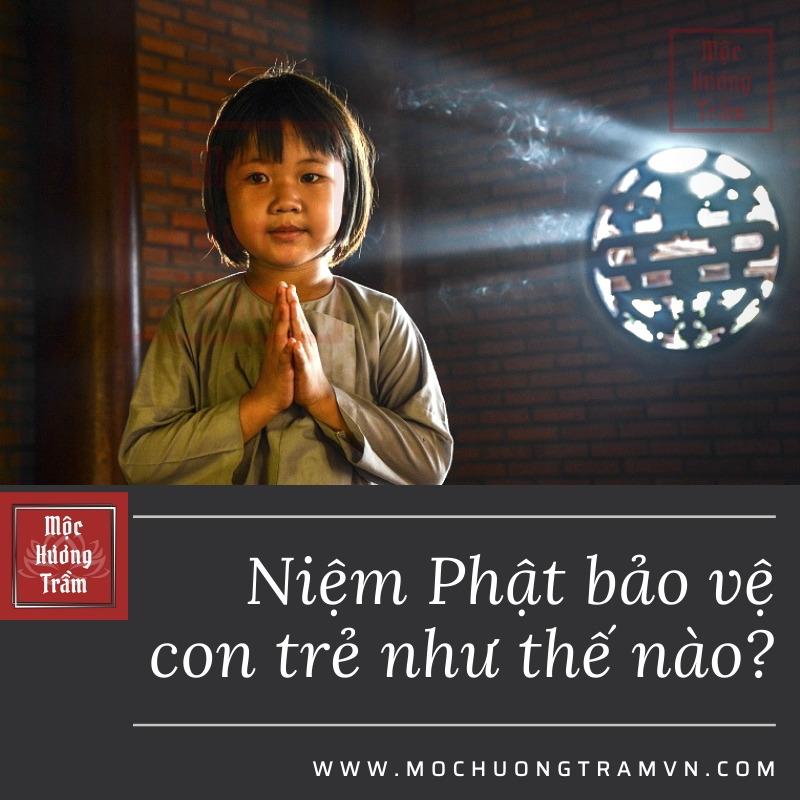 Dạy trẻ niệm Phật