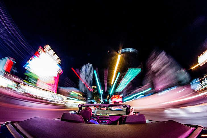 Speed Vegas, Las Vegas in Hindi