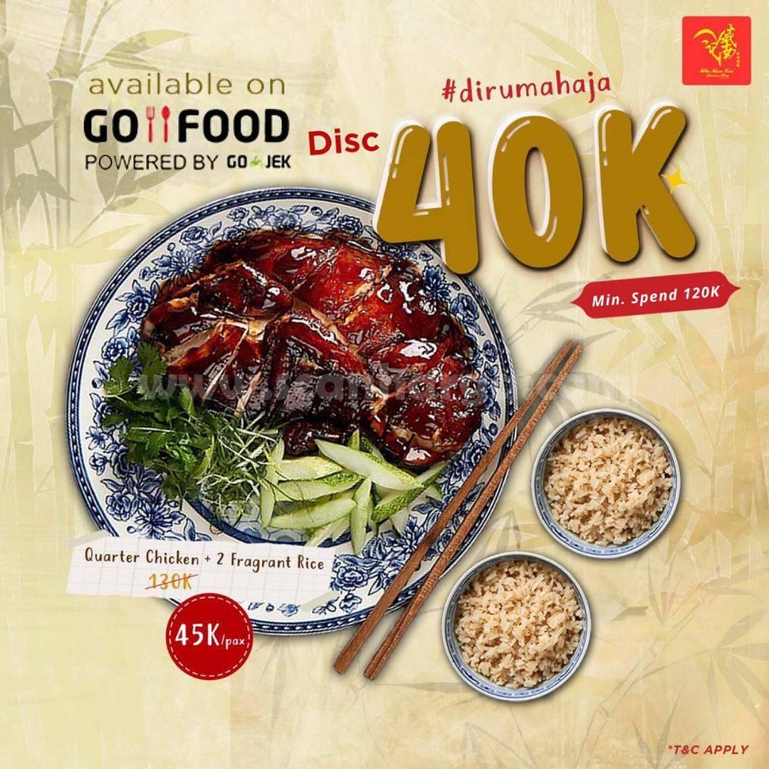 Wee Nam Kee Promo Diskon Rp 40.000 via Gofood